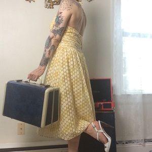 Robbie Bee Dresses - ✨HP✨NWT Robbie Bee Vintage Style Halter Dress